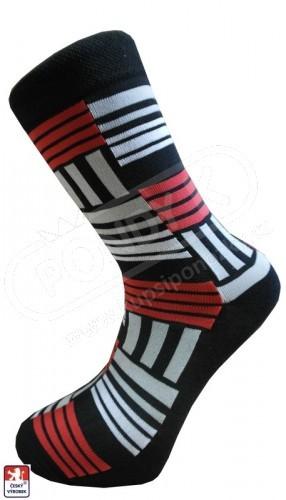 04ed7ac478d Ponožky PONDY.CZ pánské design 39-47